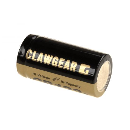 ΜΠΑΤΑΡΙΑ CLAWGEAR CR123 Lithium 3V