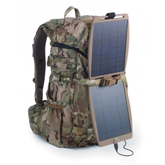 ΗΛΙΑΚΟΣ ΦΟΡΤΙΣΤΗΣ Powertraveller Tactical Solargorilla