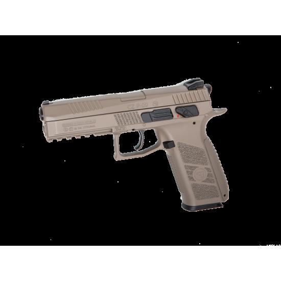 ΑΕΡΟΒΟΛΟ ASG CZP-09, 4.5mm Blowback/Pellet, FDE