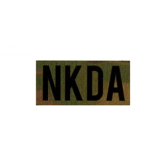 ΔΙΑΚΡΙΤΙΚΟ ΣΗΜΑ CLAWGEAR NKDA IR PATCH