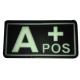 ΣΗΜΑΤΑ 3D ΚΑΟΥΤΣΟΥΚ-PVC ΟΜΑΔΕΣ ΑΙΜΑΤΟΣ ΦΩΣΦΟΡΙΖΟΝ