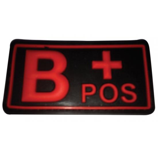 ΣΗΜΑΤΑ 3D ΚΑΟΥΤΣΟΥΚ-PVC ΟΜΑΔΕΣ ΑΙΜΑΤΟΣ ΚΟΚΚΙΝΟ