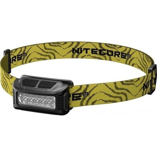 ΦΑΚΟΣ LED NITECORE HEADLAMP NU10