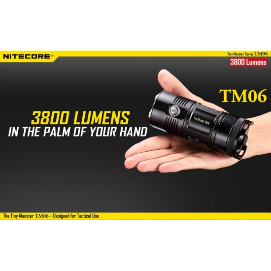 ΦΑΚΟΣ LED NITECORE TINY MONSTER TM06