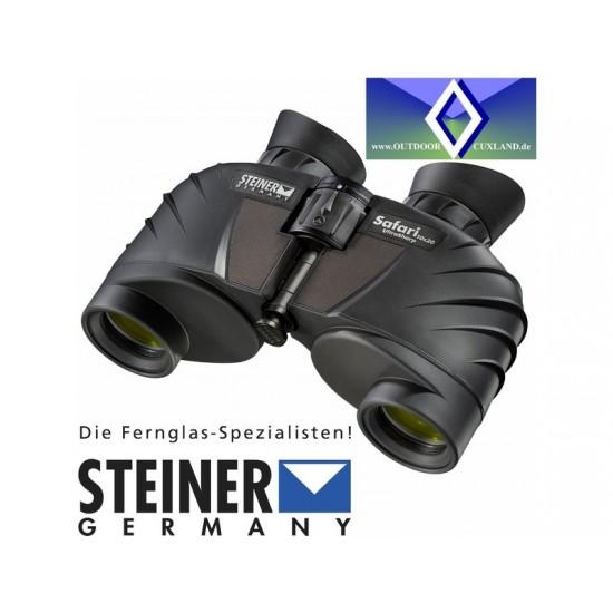 ΚΥΑΛΙΑ Steiner Safari Ultrasharp 10x30 Binocular Angled View