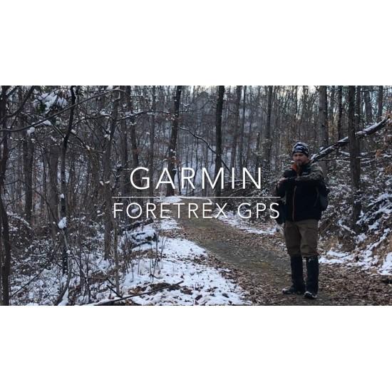 ΠΛΟΗΓΟΣ ΜΕ GPS GARMIN FORETREX 701 BALLISTIC EDITION