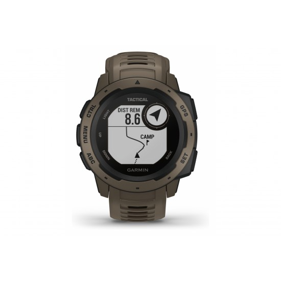 ΡΟΛΟΙ GARMIN INSTINCT TACTICAL EDITION